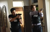 "CRIMINAL MINDS ""The Crimson King"" Coverage of the CBS series CRIMINAL MINDS, scheduled to air on the CBS Television Network. (ABC Studios/Eddy Chen) ADAM RODRIGUEZ, MATTHEW GRAY GUBLER"