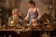 In Disney's BEAUTY AND THE BEAST, a live action adaptation of the studio's animated classic, Emma Watson stars as Belle and Kevin Kline is Maurice, Belle's father. The story and characters audiences know and love are brought to life in this stunning cinematic event...a celebration of one of the most beloved tales ever told.