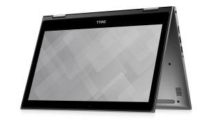 Dell Inspiron 13 5000 Series (Model 5368) 2 in 1 Touch notebook computer.